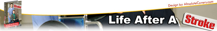 Life after a stroke bottom banner